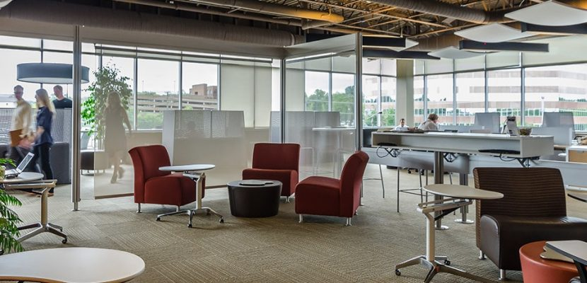 waterfront space richmond shared coworking office